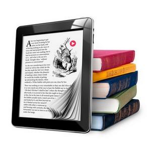 Knihy a e-knihy icon