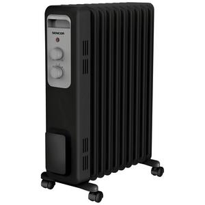 Olejové radiátory
