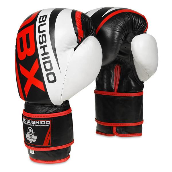 Boxerské rukavice DBX BUSHIDO B-2v7 14 oz
