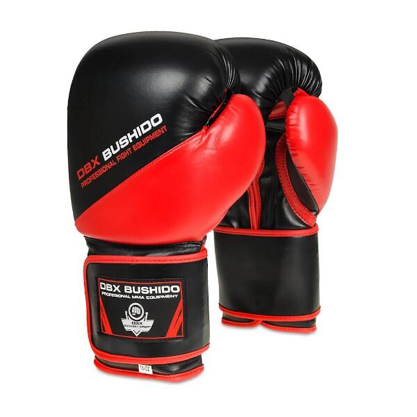 ARB-437 14 oz. boxerské rukavice DBX BUSHIDO