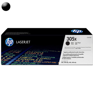 HP Toner CE410X black HP305X