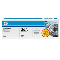 HP Toner  CB436A black