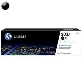 HP Toner CF540A 203A black