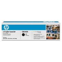 HP Toner CB540A black