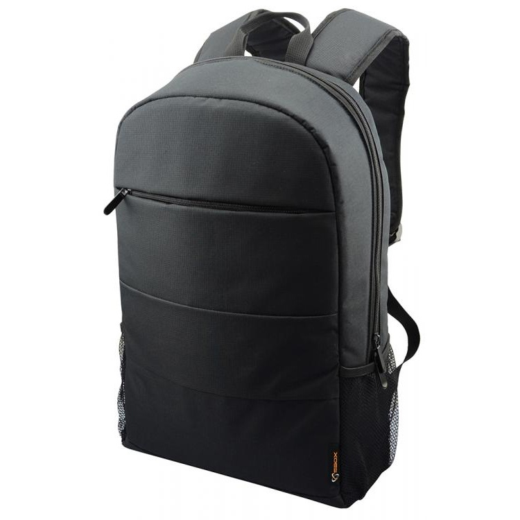 "SBOX Ruksak pre notebook 15,6"" TORONTO Black"
