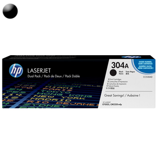 HP Toner CC530A black