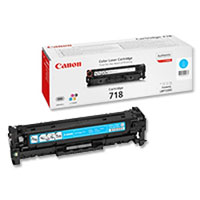 CANON Toner CRG-718C cyan