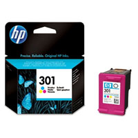 HP Cartridge CH562EE COLOR 301
