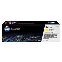 HP Toner CE322A Yellow HP128A