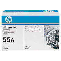 HP Toner CE255A black