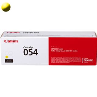 CANON Toner 054 yellow