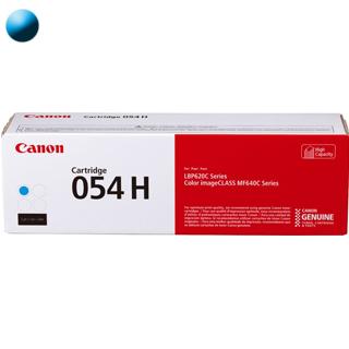 CANON Toner 054H cyan