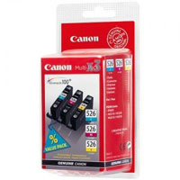 Cartridge CANON CLI-526 set C/M/Y