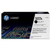 HP Toner CE400A black HP507A