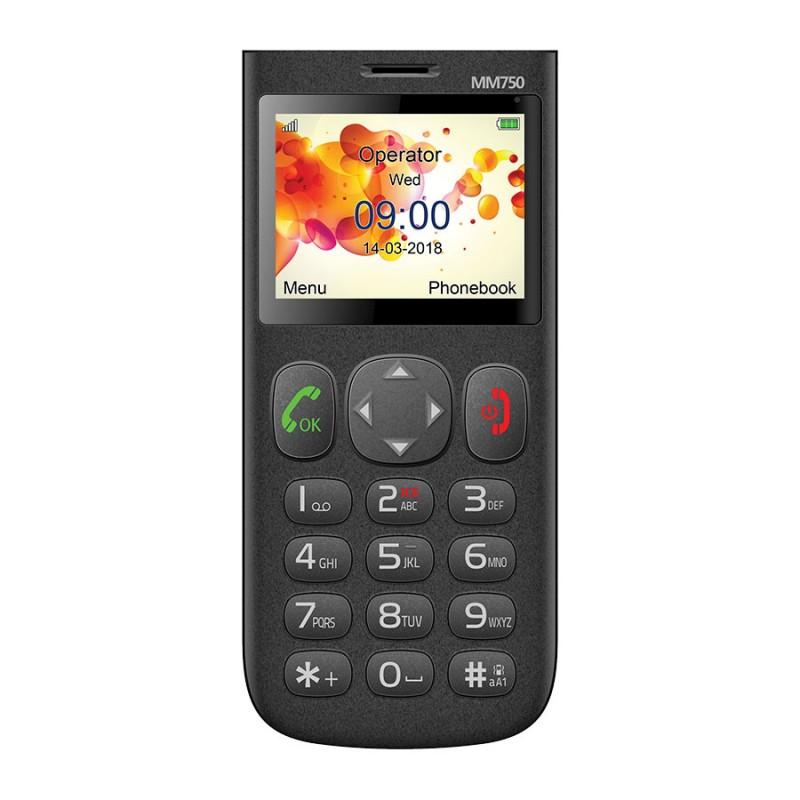 MAXCOM Telefón MM750