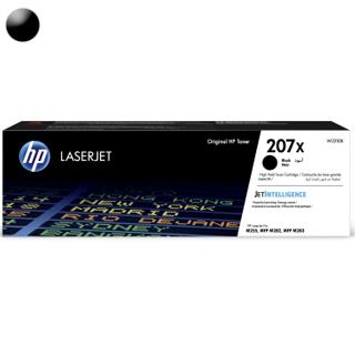 HP Toner HP 207X black