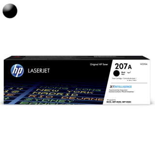 HP Toner HP 207A black