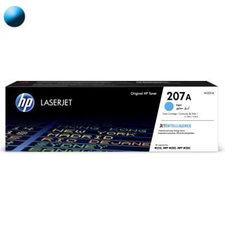 HP Toner HP 207A cyan