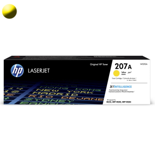 HP Toner HP 207A Yellow