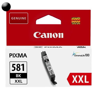 CANON Cartridge CLI-581XXL BK Black