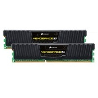 CORSAIR Vengeance BLACK 16GB (2x8GB)/DDR3/1600MHz/