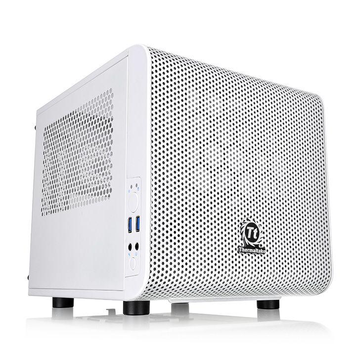 THERMALTAKE Core V1 Snow Edition, PC Skrinka