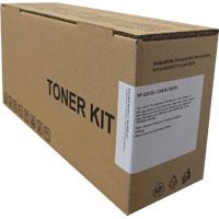 OEM toner CC532A/CE412A/CF382A/CRG-718Y