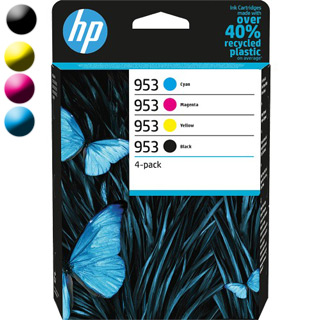 HP Cartridge HP 953 CMYK pack