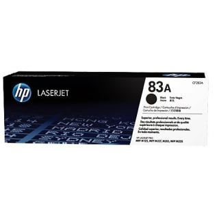 HP Toner CF283A black HP 83A