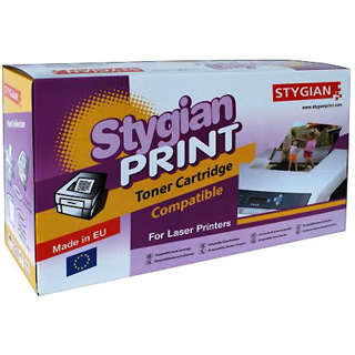 STYGIAN Toner CF381A cyan (HP 312A)