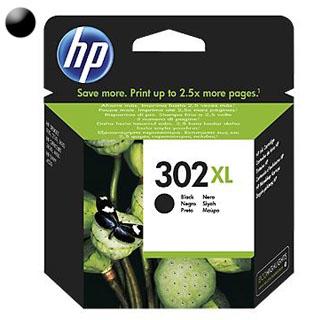HP Cartridge HP 302XL Black 8,5ml