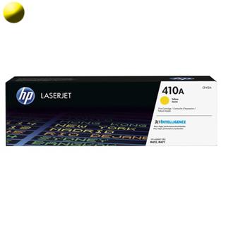 HP Toner CF412A Yellow