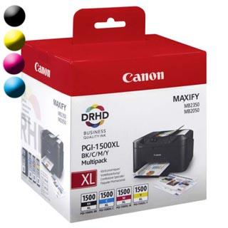 Cartridge CANON PGI-1500XL BK/C/M/Y MULTI