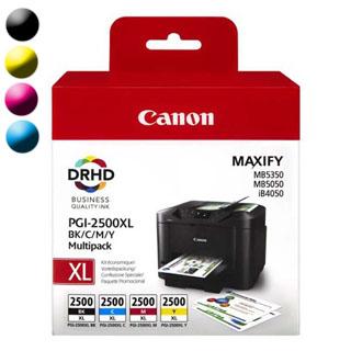 CANON Cartridge PGI-2500XL BK/C/M/Y MULTI