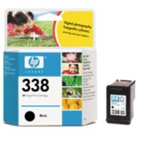 HP Cartridge C8765  BLACK 338 11ml