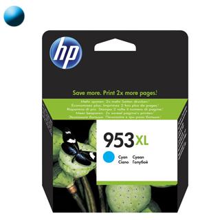 HP Cartridge HP 953XL Cyan