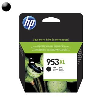 HP Cartridge HP 953XL Black