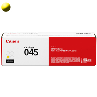 CANON Toner 045 yellow