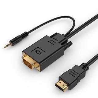 GEMBIRD Kábel HDMI Samec/VGA Samec + 3,5mm Jack
