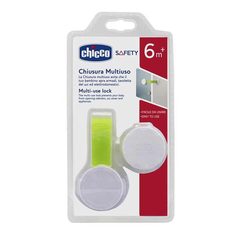CHICCO Uzáver plastový Multi-lock