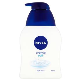 NIVEA Tekuté mydlo Creme Soft 250ml
