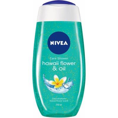 NIVEA Sprchový gél Hawaiian Flower & Oil 250ml