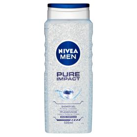 NIVEA MEN Sprchový gél Pure Impact 500 ml