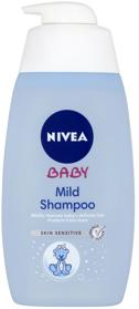 NIVEA Baby Jemný šampón 500 ml