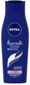 NIVEA Hairmilk Šampón na jemné vlasy 250 ml