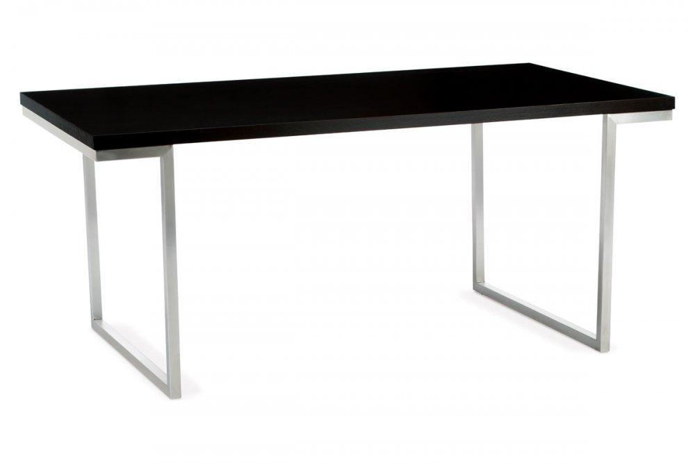 AUTRONIC T-107 BK jedálenský stôl 180x90x75,