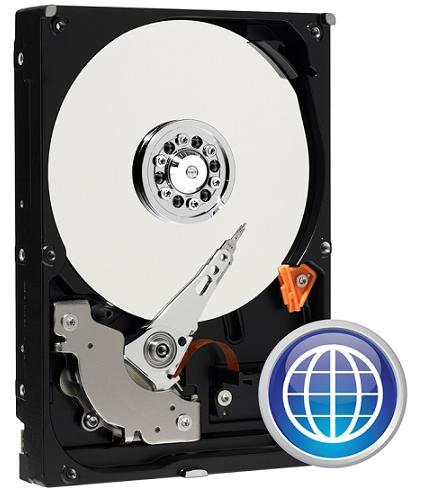 """WD Blue 3,5"""" HDD 1TB 7200RPM 64MB SATA 6Gb/s"""
