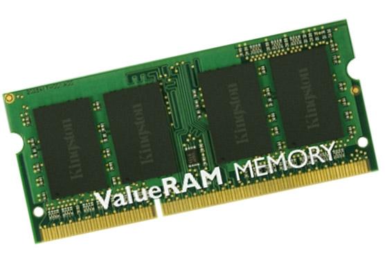 DDR 3 4 GB 1600MHz . SODIMM CL11 ..... Kingston SR x8