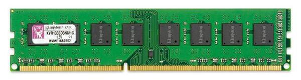 DDR 3. 2GB . 1333MHz. CL9 Kingston SR x16