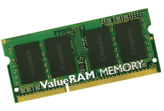 DDR 3 4 GB 1600MHz . SODIMM CL11 ..... Kingston 1,35V